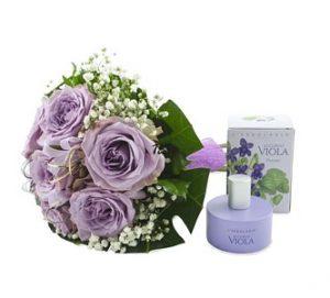 цветя за любимата и дома